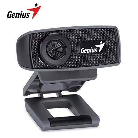 CAMARA GENIUS FACECAM 1000X USB BLACK (PN 32200223101)
