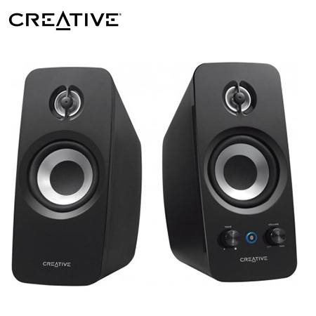 PARLANTE CREATIVE T15 2.0 BLUETOOTH BLACK (PN 51MF1670AA000)