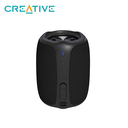 PARLANTE CREATIVE MUVO PLAY BLUETOOTH WIRELESS BLACK (PN 51MF8365AA000)