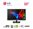 "MONITOR LG 22"" LED/TV 22MA33D-PS FULL HD"