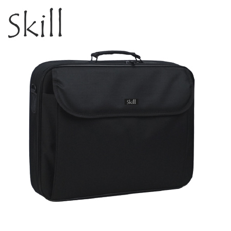 "MALETIN SKILL BRIEFCASE 15.6"" BLACK (PN EH1605)"