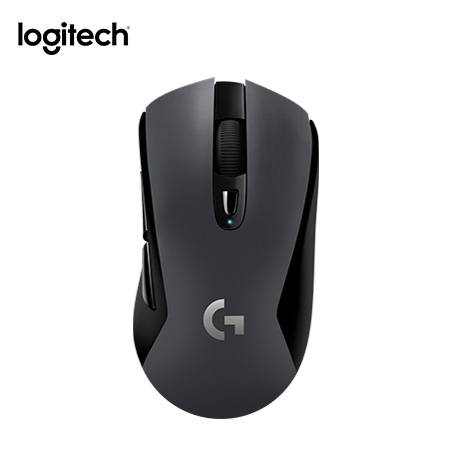 MOUSE LOGITECH G603 LIGTHSPEED WIRELESS GAMING BLACK (PN 910-005100)