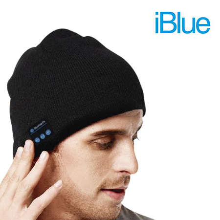 GORRO BLUETOOTH IBLUE URBAN FM LANA CONTROL VOLUMEN BLACK (PN UHB01-BK)