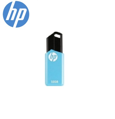 MEMORIA HP USB V150W 32GB BLUE/BLACK (PN HPFD150W-32)