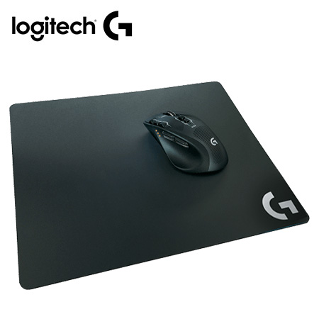 PAD MOUSE LOGITECH G440 HARD SURFACE GAMING BLACK (PN 943-000098)