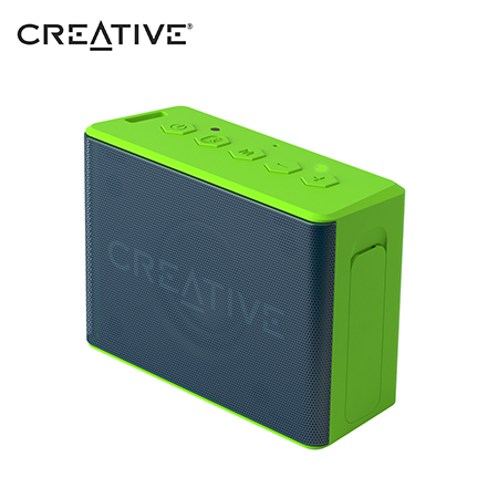 PARLANTE CREATIVE MUVO 2C BLUETOOTH WW-R N GREEN (PN 51MF8250AA003)