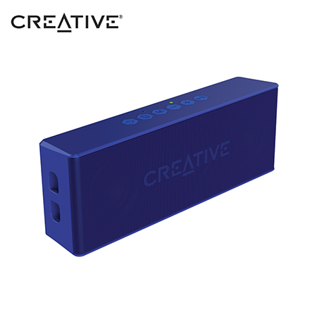 PARLANTE CREATIVE MUVO 2 BLUETOOTH WW-R N BLUE (PN 51MF8255AA002)
