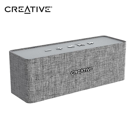 PARLANTE CREATIVE NUNO BLUETOOTH GREY (PN 51MF8270AA001)