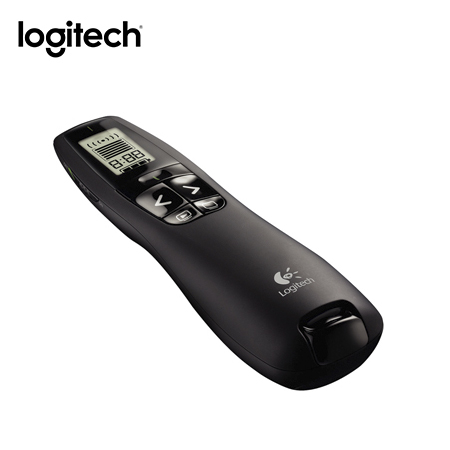 PUNTERO LOGITECH R800 WIRELESS 30M GREEN LASER (PN 910-001350)
