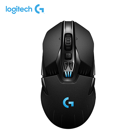 MOUSE LOGITECH G900 CHAOS SPECTRUM WIRED-WIRELESS GAMING BLACK (PN 910-004558)