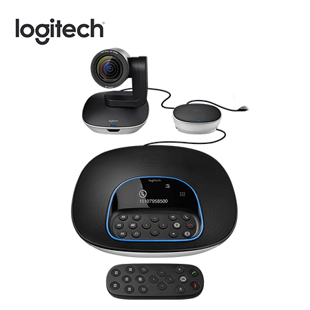 CAMARA LOGITECH GROUP CONFERENCE WEBCAM BLACK (PN 960-001054)