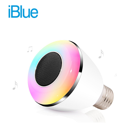 PARLANTE IBLUE BLUETOOTH FOCO LED DISCO NIGHT (PN BL08A)