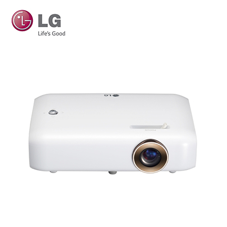 PROYECTOR LG LED PH550G HD 1280 X 720 550 ANSI BLUETOOTH BATERIA RECARGABLE (PN PH550G)*