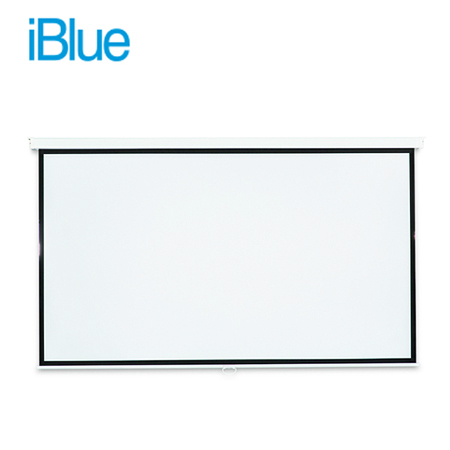 "ECRAN DE PARED IBLUE PS-80IW FOR PROYECTING 84"" (PN PS-84IW)"