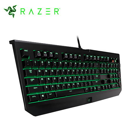 TECLADO RAZER BLACKWIDOW X ULTIMATE MECHANICAL GAMING USB BLACK US (RZ03-01760800-R3U1)