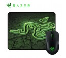 MOUSE RAZER ABYSSUS 2000 USB + PAD MOUSE GOLIATHUS SPEED TERRA BLACK (PN RZ83-02020100-B3U1)