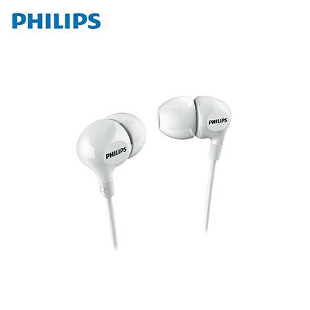 AUDIFONO PHILIPS SHE3550WT WHITE (PN SHE3550WT/00)*