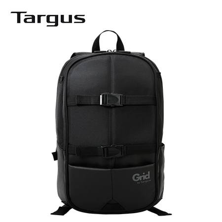 "MOCHILA TARGUS GRID ESSENTIAL 18L BACKPACK 15.6"" BLACK (PN TSB859)"