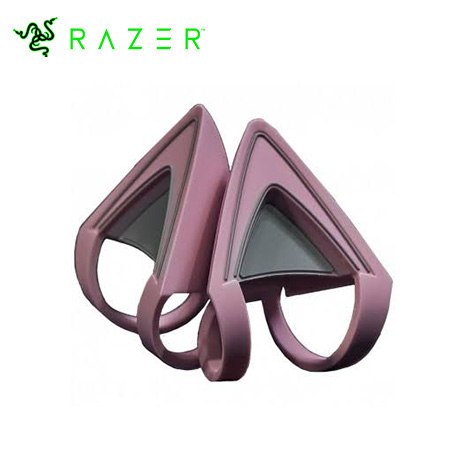 ACCESORIO P/ AUDIFONO.RAZER KITTY EARS QUARTZ (RC21-01140300-W3M1)
