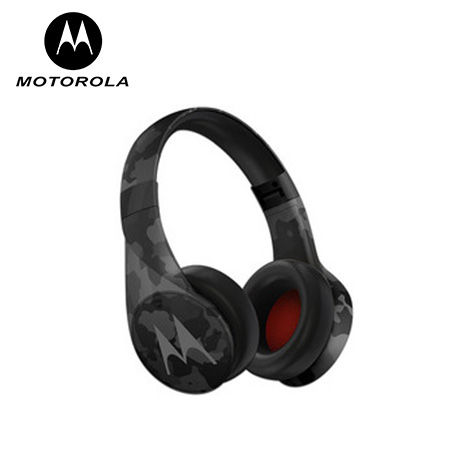 AUDIFONO MOTOROLA WIRELESS BLUETOOTH STEREO MULTIPOINT BLACK CAMO (PN SH013BKC)