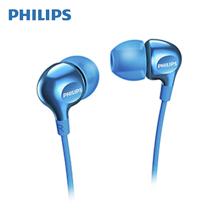 AUDIFONO PHILIPS SHE3700LB/00 LIGHT BLUE (PN SHE3700LB/00)*