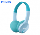 AUDIFONO C/MICROF. PHILIPS FOR KIDS BLUETOOTH SHK4000 (PN SHK4000TL/00)*