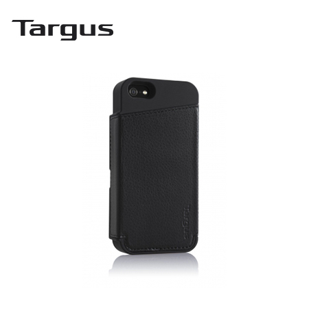 ESTUCHE TARGUS P/IPHONE 5  WALLET CASE BLACK (THD022US-50)