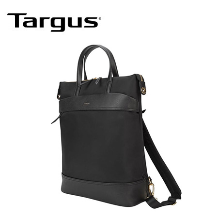 "MOCHILA TARGUS NEWPORT BACKPACK 15"" CONVERTIBLE 2 EN 1 BLACK (TSB948BT)"
