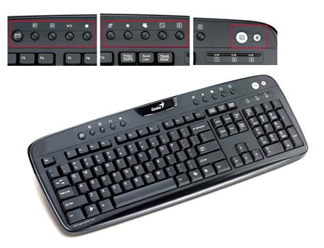 driver de teclado genius kb-220e