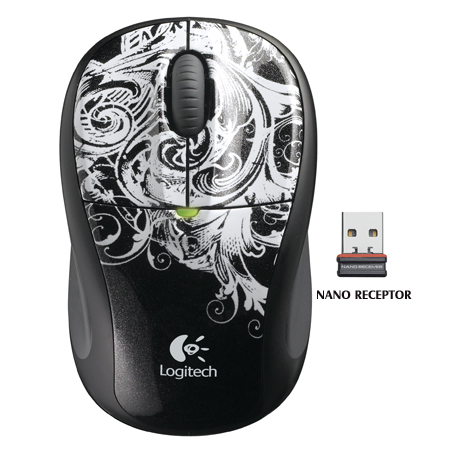 how to turn on my wireless mouse