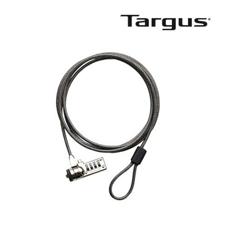 CABLE DE SEGURIDAD TARGUS P/NOTEBOOK DEFCON CL (PA410U)