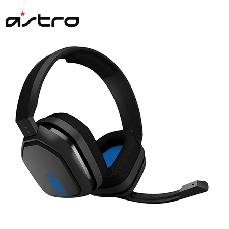 AUDIFONO C/MICROF. ASTRO A10 FOR PS4 WIRED GRAY BLUE (PN 939-001509)
