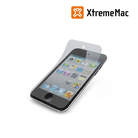 PROTECTOR DE PANTALLA XTREMEMAC P/NEW IPOD TOUCH TUFFSHIELD ANTI-GLARE (IPT-SM4-03)