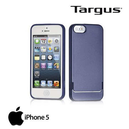 ESTUCHE TARGUS P/IPHONE 5 SLIDER CASE BLUE (PN TFD03302US-50)