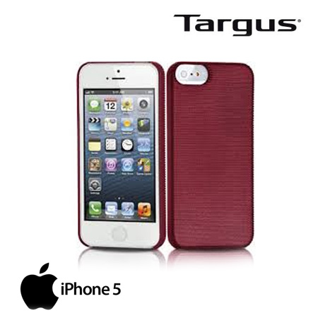 ESTUCHE TARGUS P/IPHONE 5 SLIDER CASE RED (PN TFD03303US-50)
