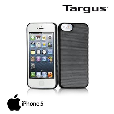 ESTUCHE TARGUS P/IPHONE 5 SLIM LASER NOIR BLACK (PN TFD031US-50)