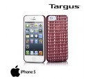 ESTUCHE TARGUS P/IPHONE 5 WAVE RED (PN TFD03203US-50)