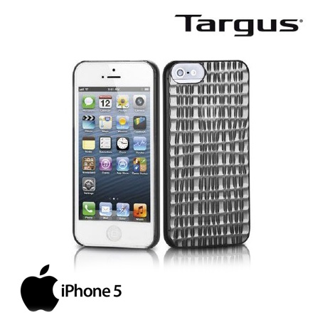 ESTUCHE TARGUS P/IPHONE 5 WAVE BLACK (PN TFD032US-50)