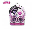 AUDIFONO DISNEY MINNIE DJ PLEGABLE PINK (PN HP1-02010-ESP)