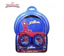 AUDIFONO SPIDERMAN  DJ PLEGABLE RED/BLUE (PN HP1-02044-ESP)
