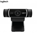 CAMARA LOGITECH PRO C922 STREAM FULL HD 1080P USB BLACK (PN 960-001087)