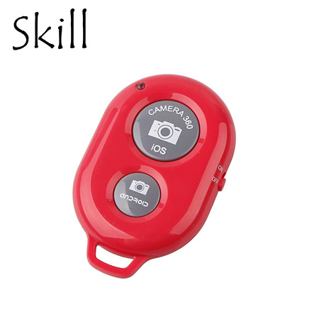 CONTROL REMOTO SKILL P/SMARTPHONES BLUETOOTH RED (PN ST-BSR002-RD)