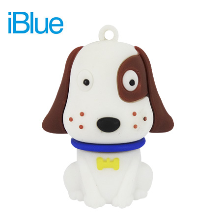 MEMORIA IBLUE USB FLASH DRIVE 8GB DOGGY (PN N332-8)
