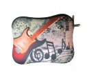 "FUNDA SKILL P/TABLET 7"""" SLEEVE ELECTRIC GUITAR (LS3370)"