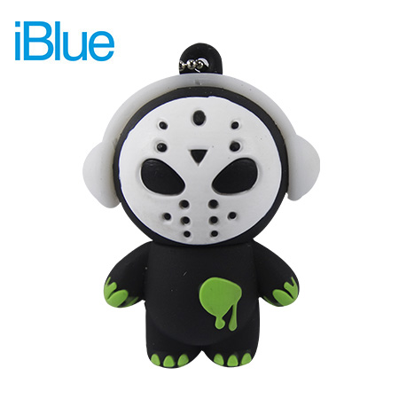 MEMORIA IBLUE USB FLASH DRIVE 8GB JASON (PN R178-8)