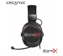 AUDIFONO C/MICROF. CREATIVE GAMING H5 TOURNAMENT SBX BLACK (PN 70GH031000003)